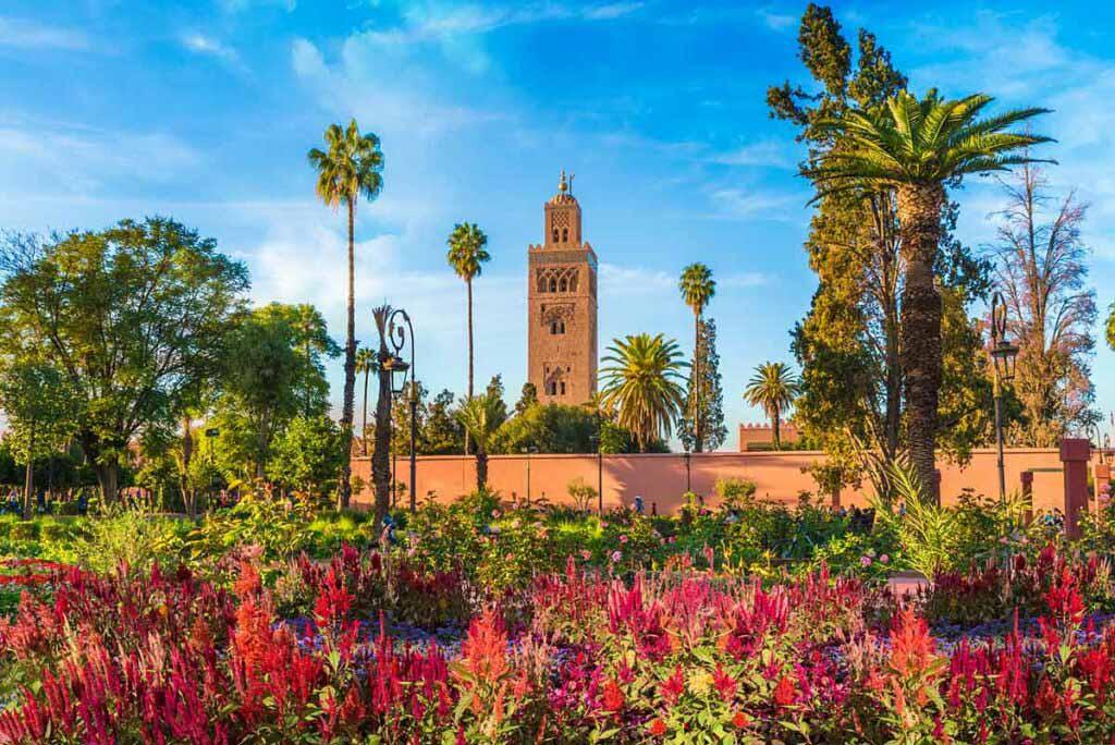 Koutobia Mosque Marrakech