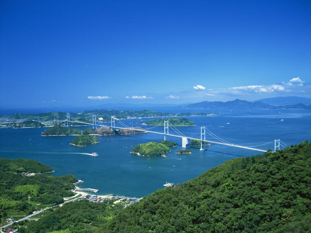 Shimanami Kaido Japan