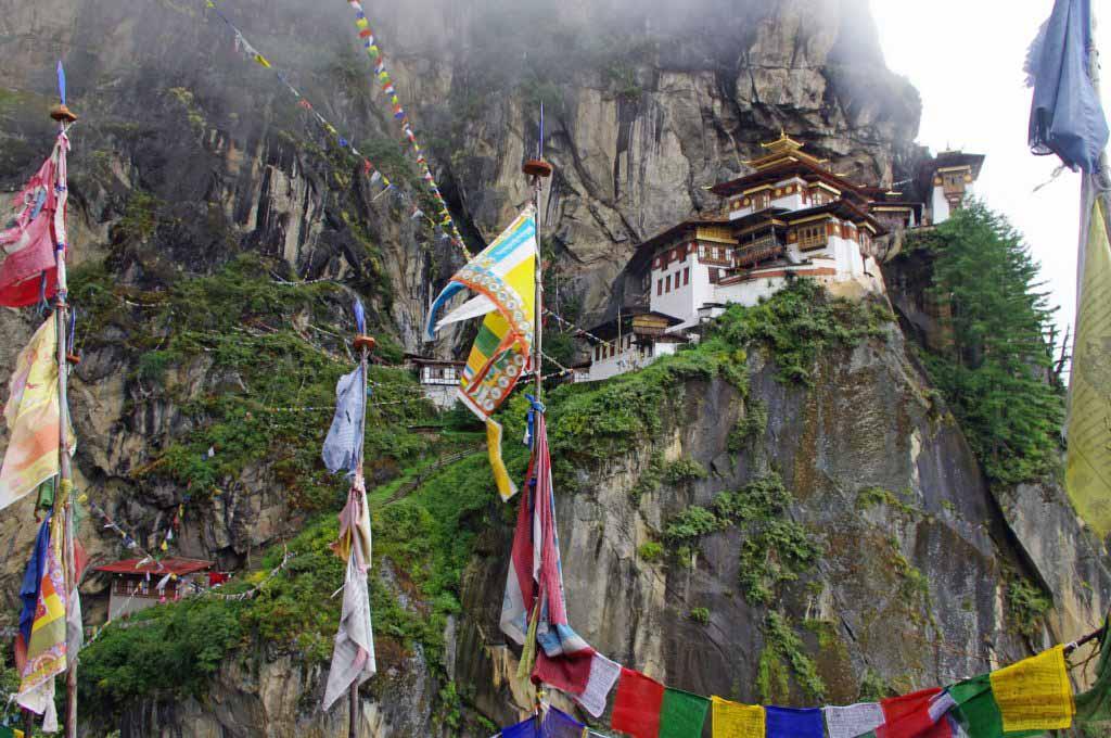 Tiger's Nest Monastery
