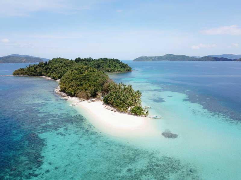 German Island Port Barton Philippines