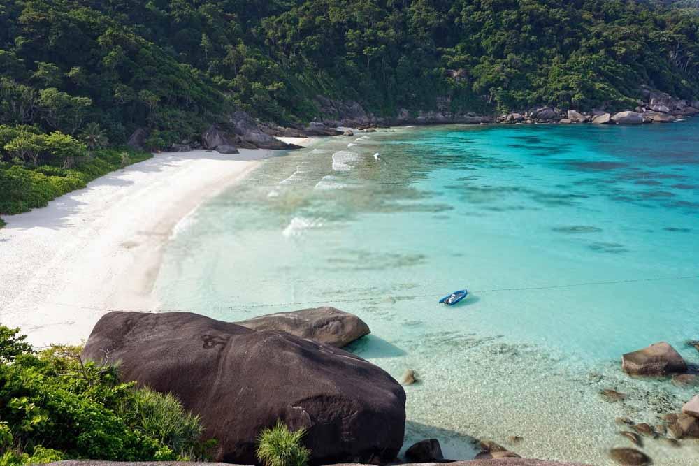 Ko Similan Thailand