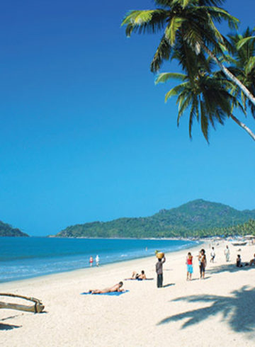 Palolem Beach Goa