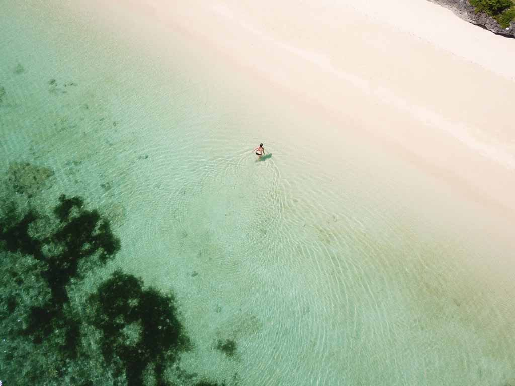 Paradise Beach Philippines