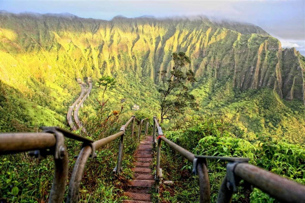 The Stairs to Heaven Hawaii