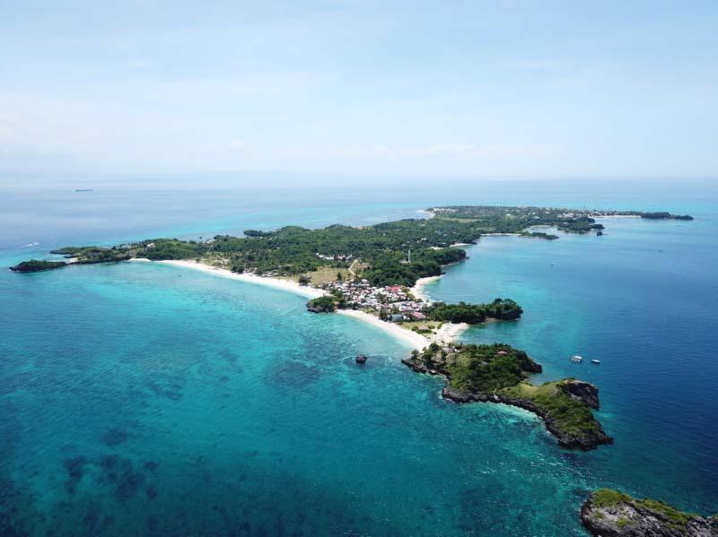 The island of Malapascua