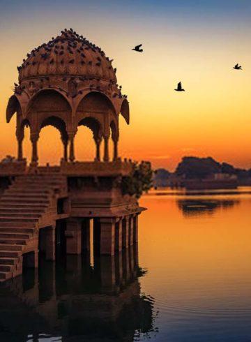 Trip to Jaisalmer