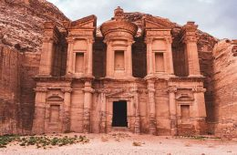 Petra Places to see in Jordan