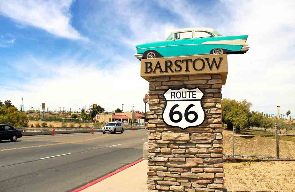 Historic Route 66 USA