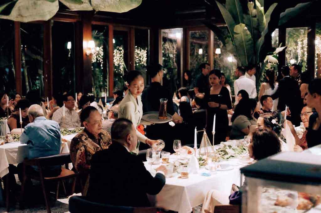 Folie Restaurant Bali