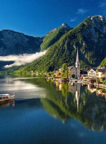 What to see in Hallstatt Austria